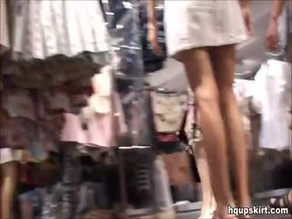 Video Clips For Upskirt Lovers